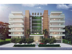 Apto Novo no Le Jardin Residences – Bay Harbor Islands – Miami Beach - $839,000