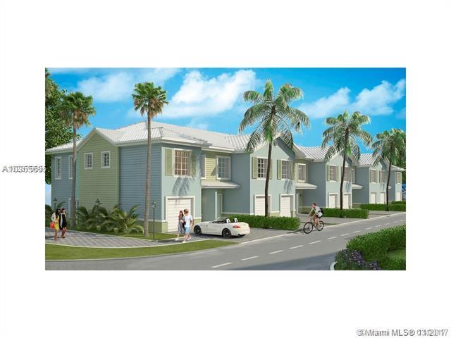 Nova Casa Geminada 3 Dormitórios no Bahia Delray - Delray Beach - $315,000