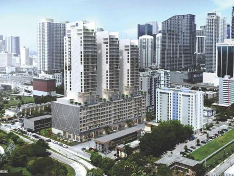 Apto Em Construção 2 dormitórios no Brickell - Downtown Miami - $493,900