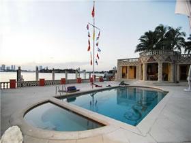 Imóvel de Alto Luxo em Star Island, Miami Beach $35,000,000