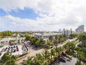 Apartamento em Frente à Baía em Miami Beach $399,000