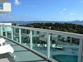 Apartamento de 2 Quartos em Bay Harbor Islands, Miami $385,000