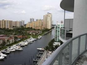 Aventura - Miami - Apartamento Moderno - 2 Quartos $375,000