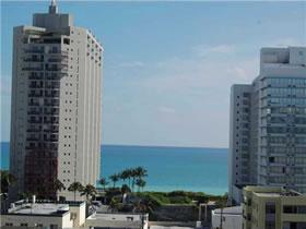 Apartamento em Miami Beach com Vista para o Mar $245,000