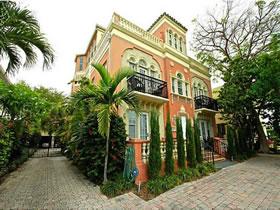 Apartamento em Prédio Charmoso - Miami Beach $398,000