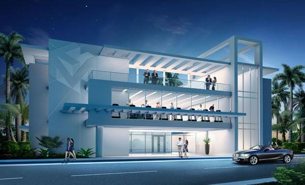 Lan amento de casas modernas em landmark doral miami for Casa moderna orlando
