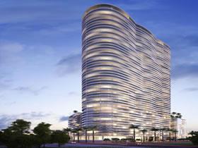 Lançamento - Miami - Aria On The Bay - Começando em $300.000