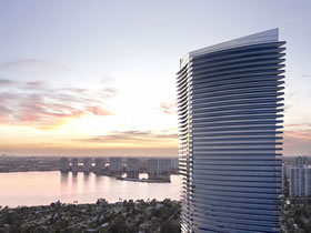 Lançamento - Residences by Armani Casa em Sunny Isles - Miami Beach