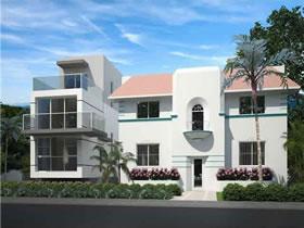Apartamento 2/2 novo lançamento em Miami Beach $416,000