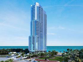 Lançamento Imobiliário em Miami - Chateau Beach - Sunny Isles