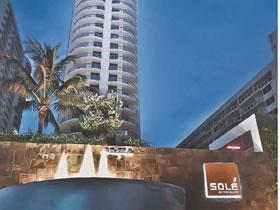 Lançamento Imobiliário em Miami - Solé Condo Hotel - Sunny Isles