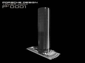 Lançamento Imobiliário em Miami - Porsche - Sunny Isles