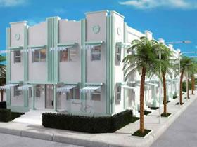 Apartamento e prédio reformado em South Beach - Miami $329,000