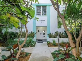 Apartamento Art Deco em South Beach - Miami $210,000