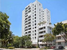 Apartamento com 2 quartos em South Beach - Miami $450,000