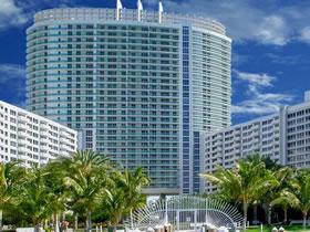 Cobertura Penthouse com 2 quartos em Miami Beach $399,900