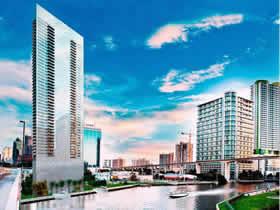 Lançamento em Miami - The Edge on Brickell