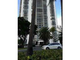 Apartamento de 2 quartos com vista do mar em Aventura $259,000