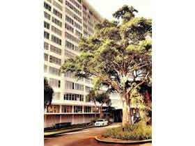 Apartamento de 2 quartos em Miami Beach - Flórida $259,000