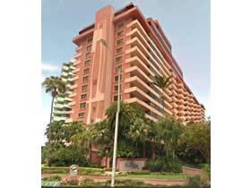 Apto. de 2 quartos em frente a praia - Millionaires Row - Miami Beach $450,000