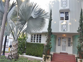 Apto Art Deco mobiliado em South Beach - Miami Beach $250,000