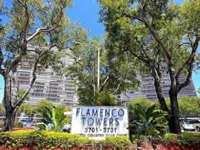 Apartamento de 2 quartos com varanda em Aventura - Miami $230,000
