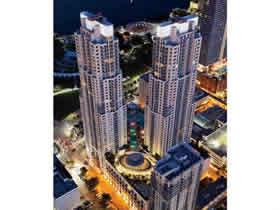 Apartamento Moderno e chique mobiliado em Downtown - Miami $318,000
