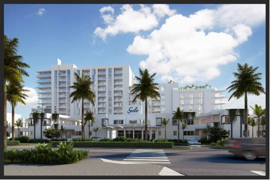 Lançamento - Gale at Ft.Lauderdale Beach - a partir $435,000