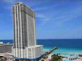 Apartamento de 2 quartos em frente a praia - Sunny Isles La Perla - Miami $799,900