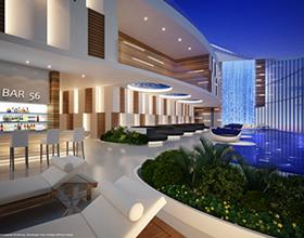 Lançamento Paramount at Miami Worldcenter
