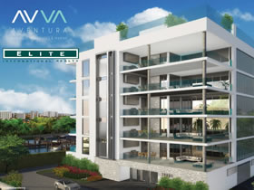 Apartamentos de luxo - 1 por andar - Aventura Miami $ 3M