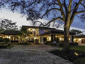 Casa de Luxo com 7 Quartos em Bal Harbour - Miami Beach $ 17,950,000