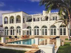 Casa de Luxo � Beira-Mar com 7 Quartos em Golden Beach - Miami Beach $25,995,000