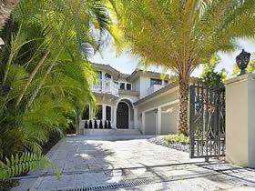 Casa de Luxo em Frente ao Mar com 6 Quartos - em Hibiscus Island - Miami Beach - $8,450,000