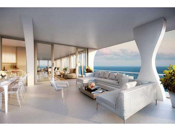 Apartamento De Luxo 224 Beira Mar Em Jade Signature Sunny