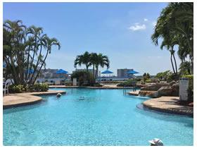 Apto 2 quartos no 29 andar - Aventura - Miami - $399,026