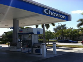 Chevron - Miami, FL (Gas Station) $550,000