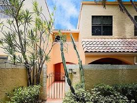 Townhouse Reformado em Aventura - Miami (2 quartos) $300,000