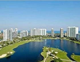 Apto a Venda em Aventura - Miami (2 quartos) $279,000