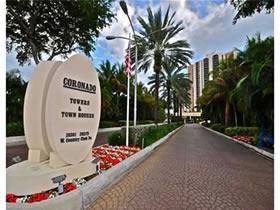 Apto perto de Shopping Aventura - Aventura - Miami (2 quartos) $300,000 Apto a Venda em Aventura - Miami ( 2 quartos - Reformado) $299,000
