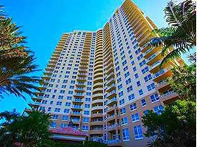 Apartamento em Aventura Miami dentro condominio de luxo - 2 dormitorios - $375,000