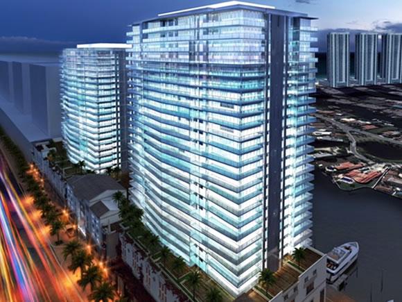 Parque Towers - Sunny Isles - Apartamentos de Luxo - A partir de $1 Milhao