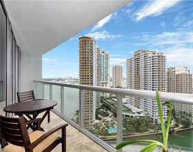 Apartamento de Luxo no predio Icon Brickell no Ave. Brickell - Downtown Miami - $890,000