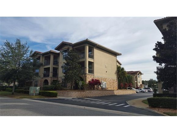 Apartamento Mobiliado no Bella Piazza Resort - 10 minutos os Parques em Orlando - $129,500