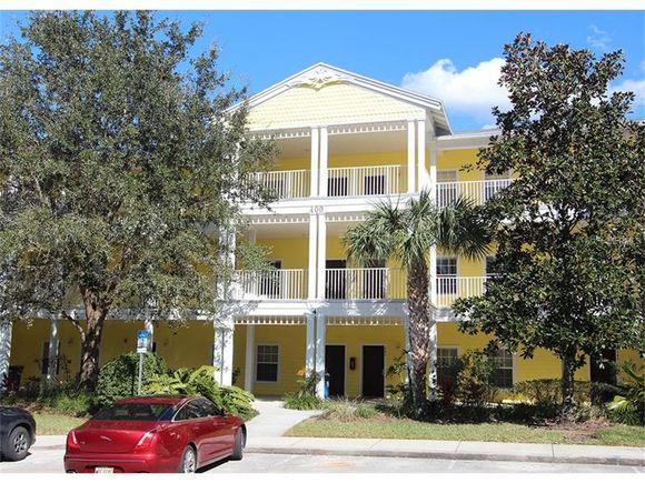 Apartamento Mobiliado 3 dormitorios em Bahama Bay Resort - Orlando- $125,000