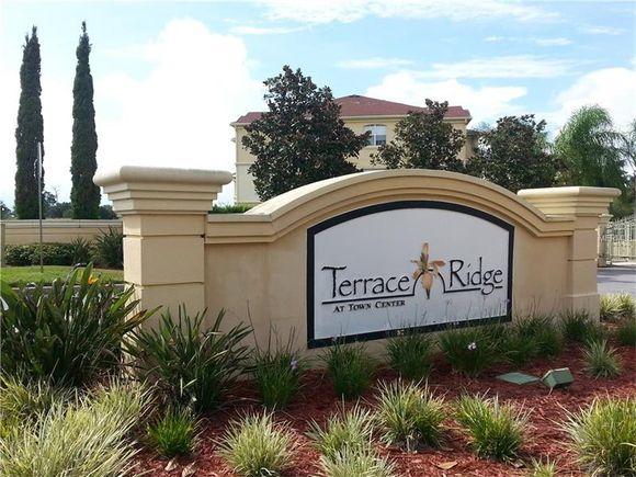 Apartamento Mobiliado 3 dormitorios em Terrace Ridge Community Center - Orlando - $127,000