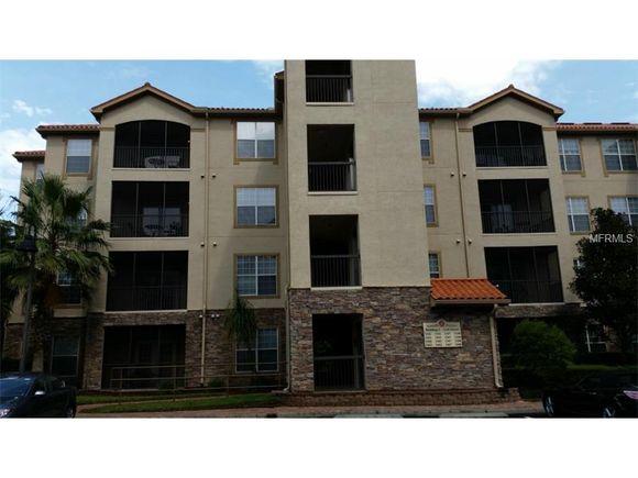 Apartamento Mobiliado 3 Dormitorios em Tuscana Resort - Orlando - $145,000