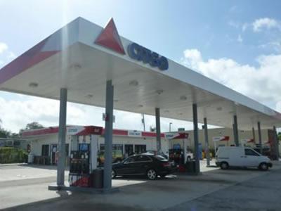 Posto de Gasolina Exxon - Miami $295.000,00
