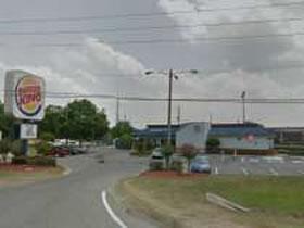 Loja Burger King em Jacksonville - Fl�rida $1.620,000