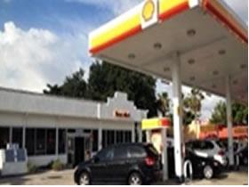 Posto de Gasolina com Visto Permanente em Aventura - Miami - Flórida $495.000
